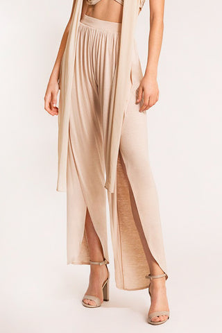 MOLLY TROUSERS BEIGE