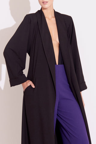 ISABEL COAT BLACK
