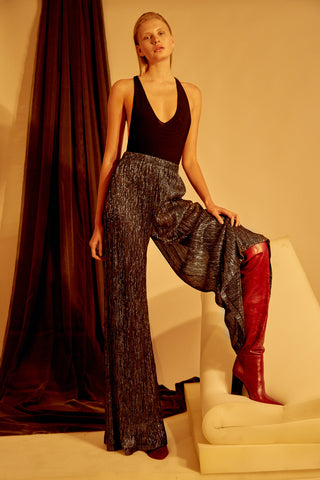 PETRA PLEATED TROUSERS