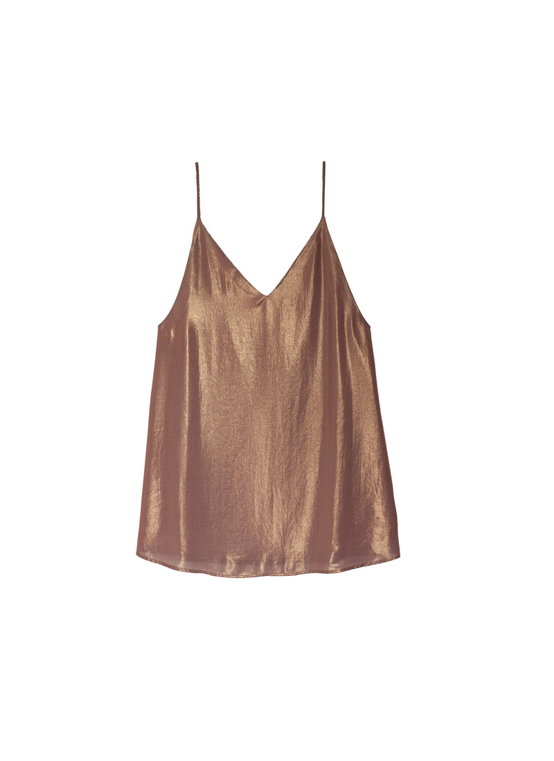 ELLE MINI DRESS FOIL