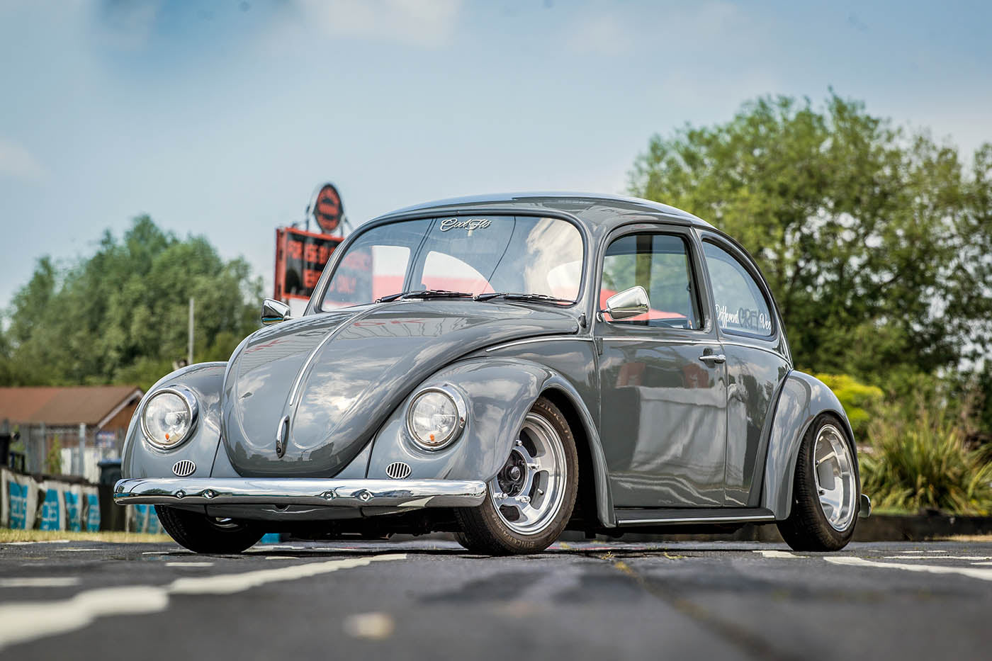 Cool Flo Collective feature by Volksworld Magazine - photo by Paul Knight
