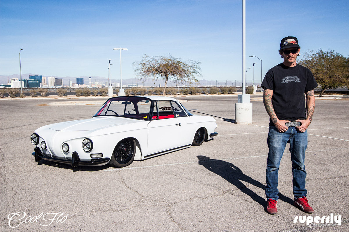 1965 Type 34 Karmann Ghia - Cool Flo / Superfly