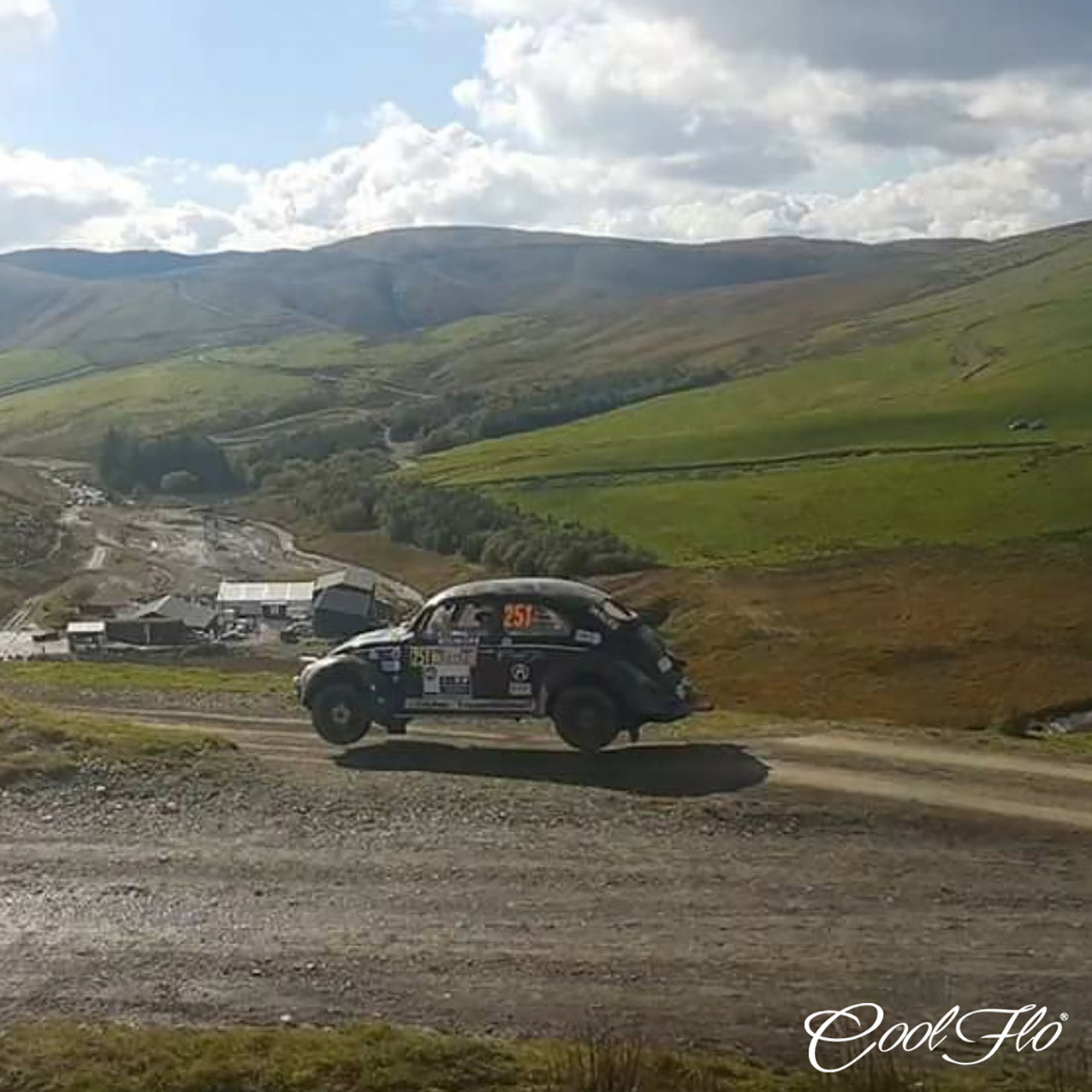Welsh Rally GB 2018: Denzel Beetle / Cool Flo