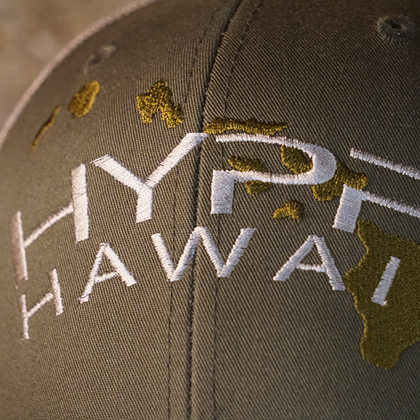 Hypr Hawaii cap by Cool Flo
