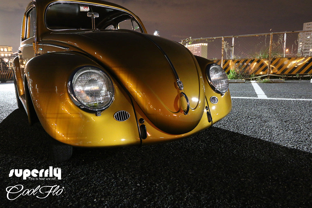 Cool Collective Japan: Kalifornia look VW Beetle - Superfly - Cool Flo - Kalifornialook