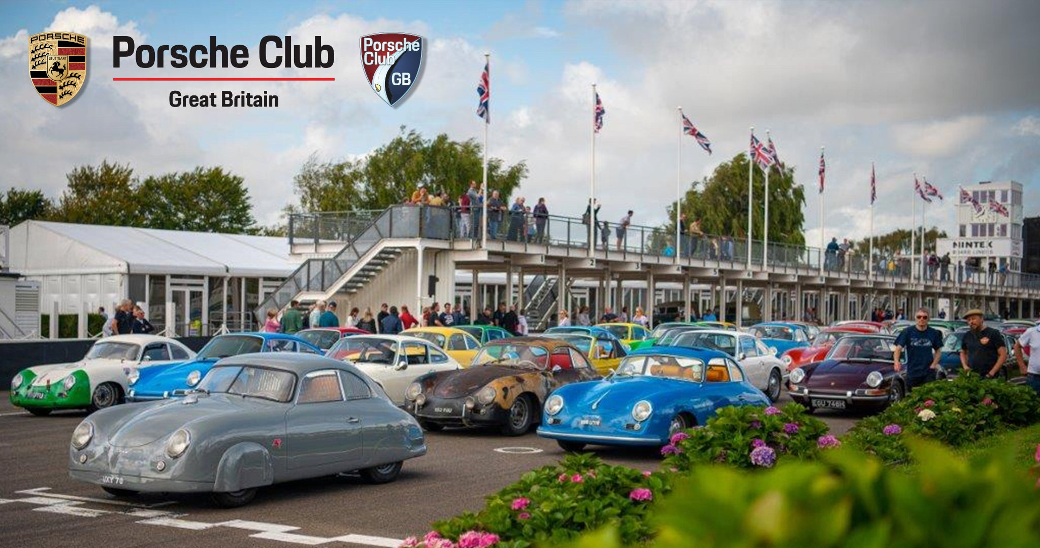 Porsche Club Great Britain - Cool Flo Partner