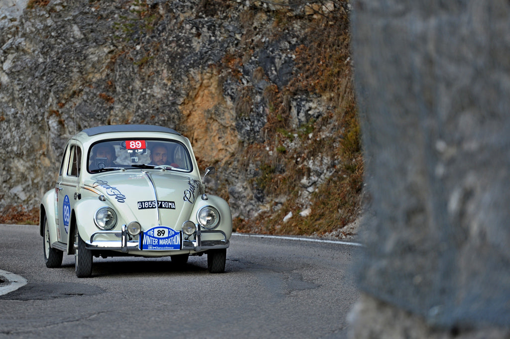 REMO the Beetle - Cool Flo's favourite rallying VW Beetle