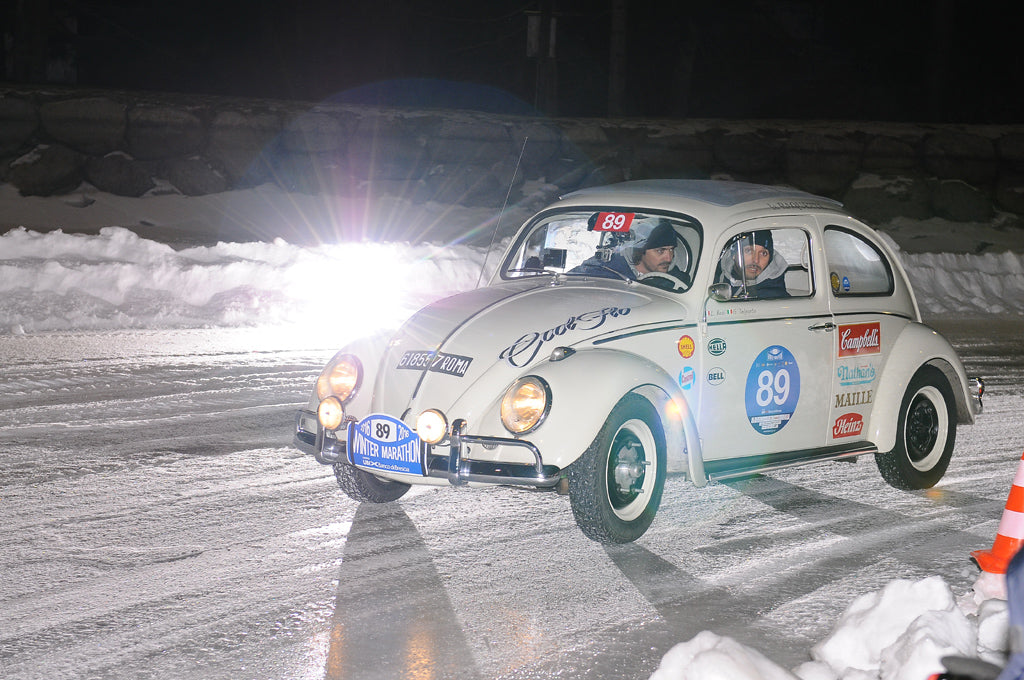 REMO the Beetle - VW Beetle sponsored by Cool Flo