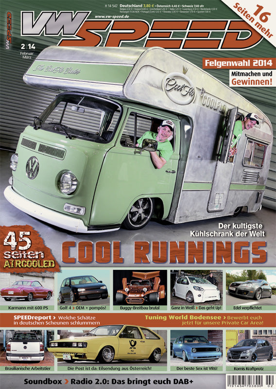 The Cool Flo Cooler - VW Speed Magazine