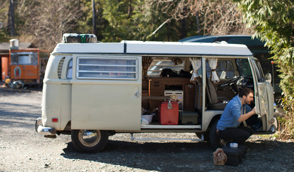 Guest blog: Way-Out Westie on how to prepare your VW Camper for winter