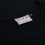 70th Anniversary Black T-shirt - Cool Flo