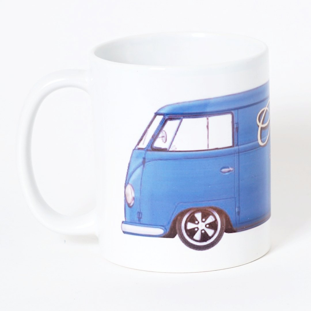 Blue Bus Mug Bundle - Cool Flo
