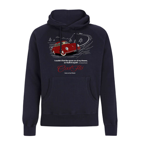 917 Navy Long-Sleeve T-shirt