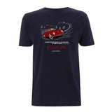 356 Navy Blue t-shirt main pic - Cool Flo