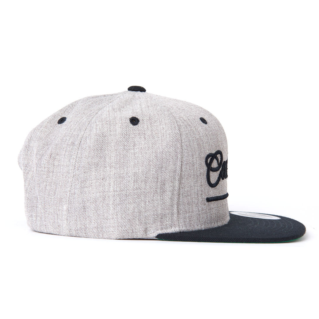 Treading Waves Snapback Cap - Cool Flo