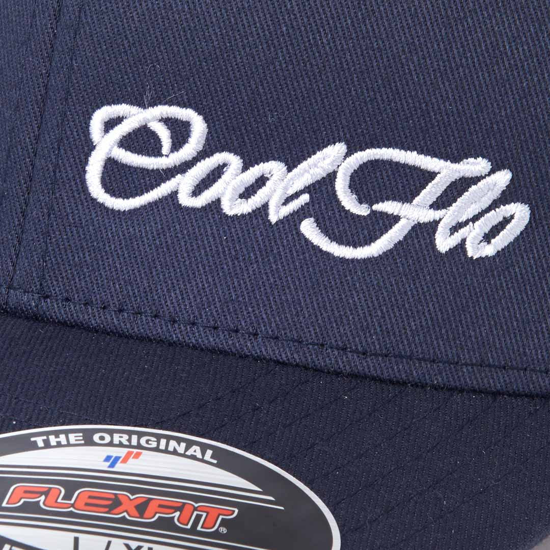 Flex-Fit Script Cap - Cool Flo