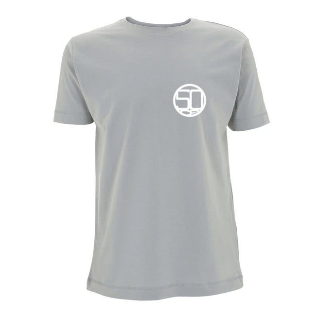Cool Flo 50 Bus t-shirt in Sport Grey