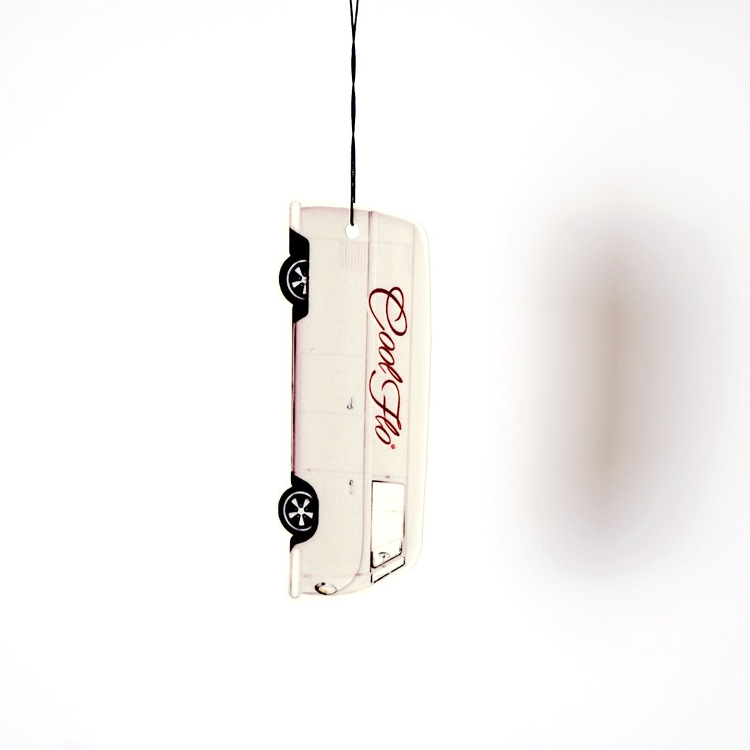 Limited Edition '54 Cool Flo Bus' Air Freshener - Cool Flo
