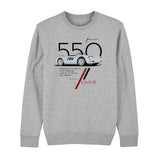 Cool Flo 550 Grey sweatshirt - front
