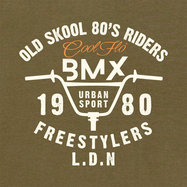 BMX Freestylers Hoody - Cool Flo