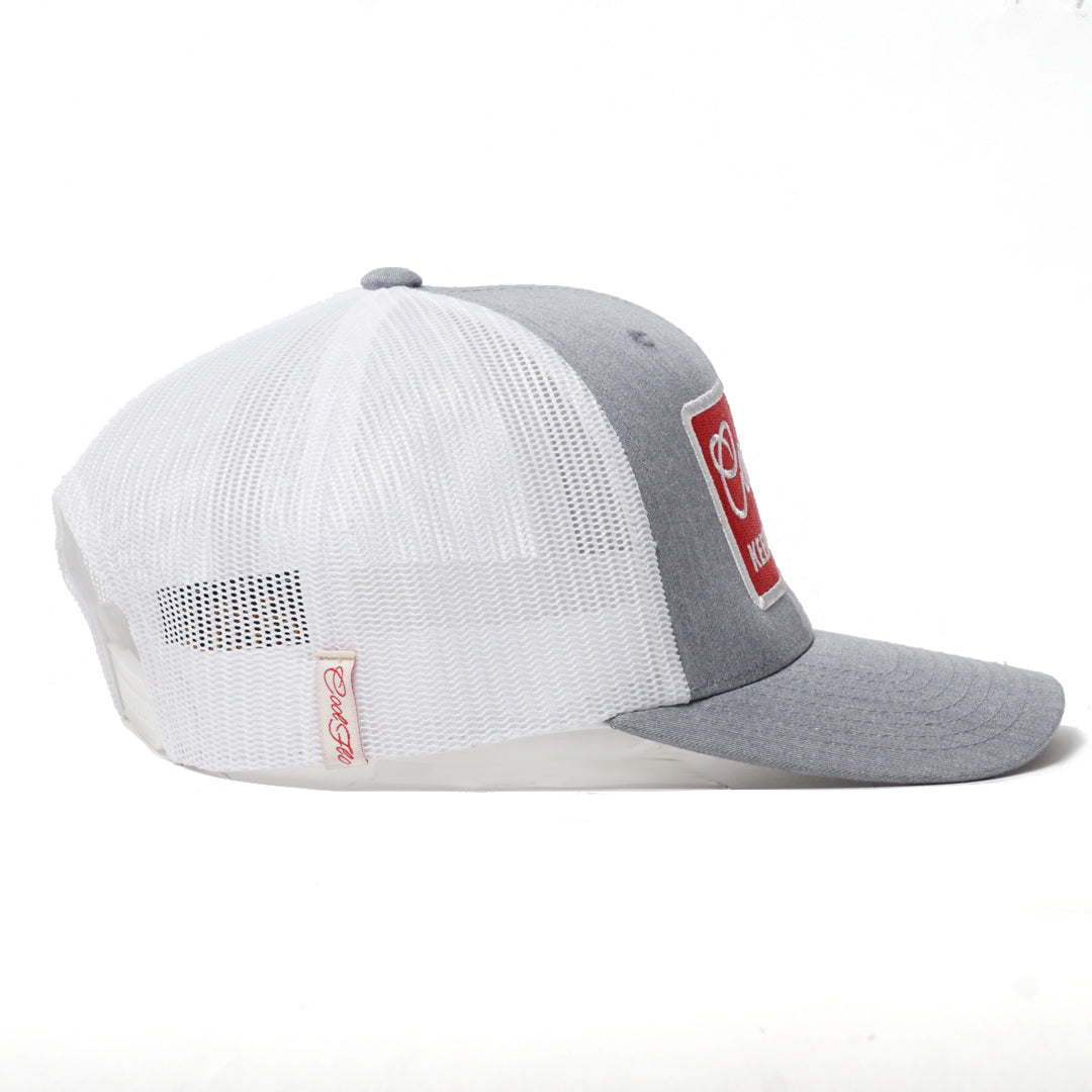 Keeping it Cool Two-tone Trucker Cap - Cool Flo