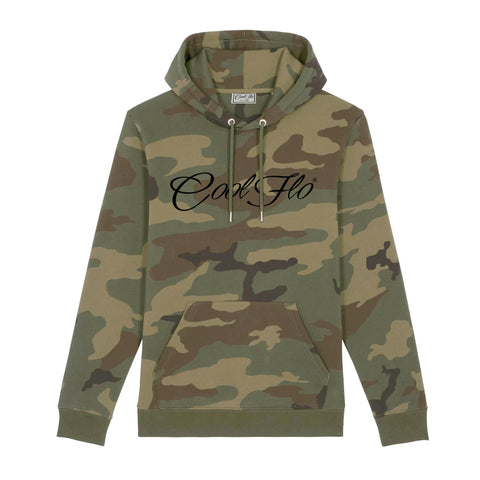 Campout Grey Hoody