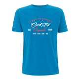 Cool Flo Collective Thinking t-shirt in Electric Blue