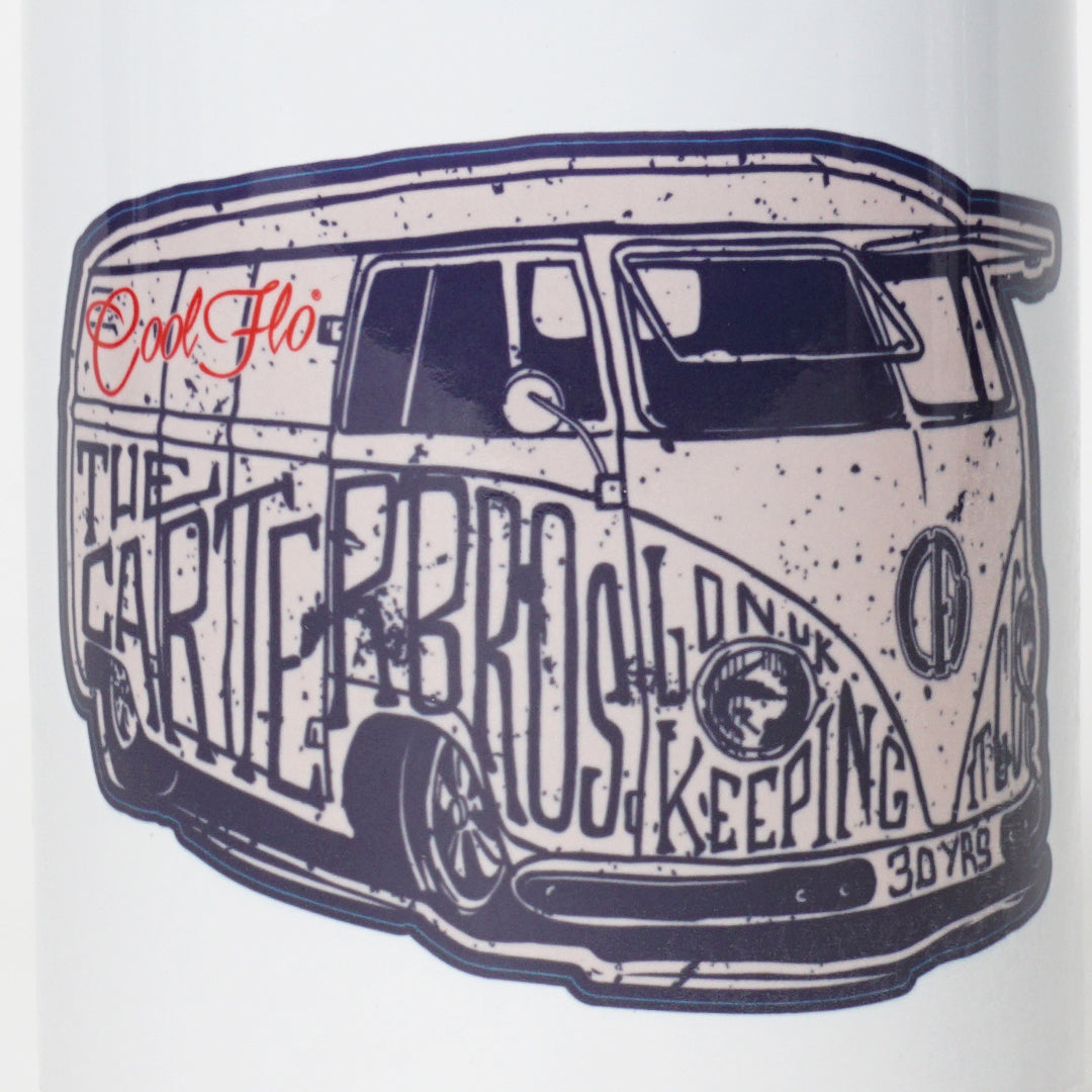 Cool Flo VW Bus Mug - Close-up
