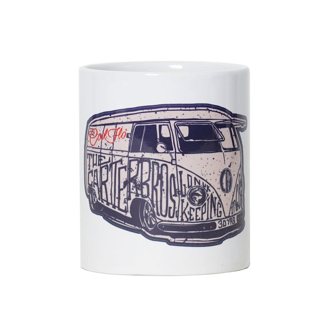 Cool Flo VW Bus Mug - Front View