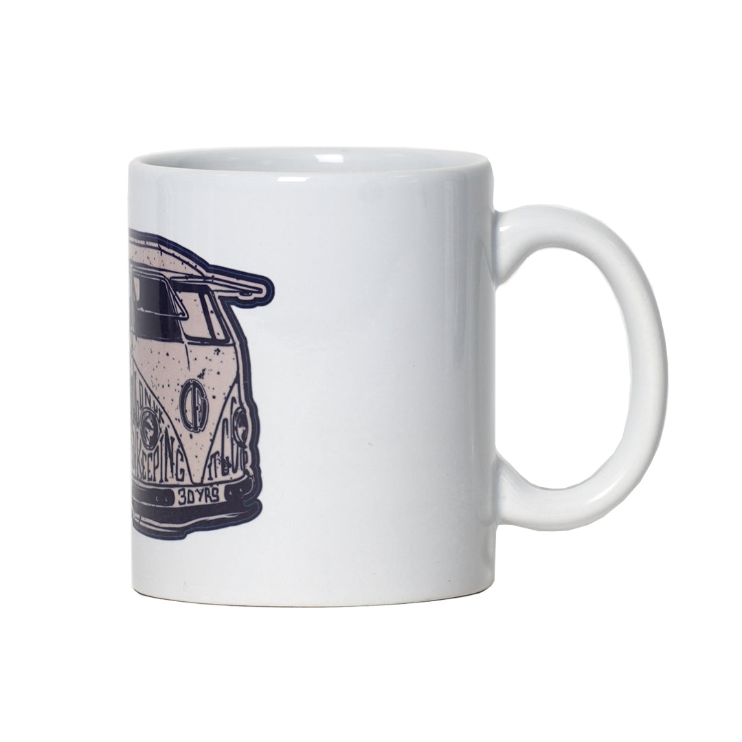Cool Flo VW Bus Mug - Side View 2