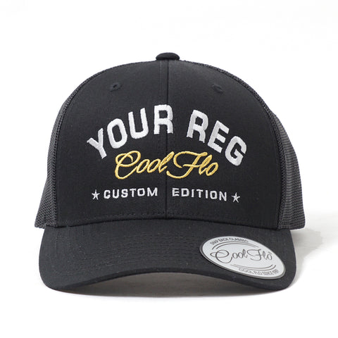 CUSTOM EDITION Name Trucker Cap