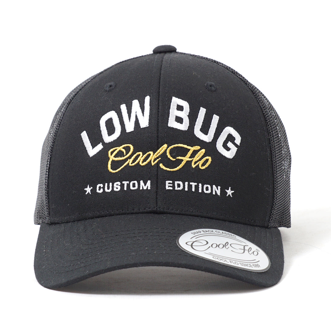 CUSTOM EDITION Name Trucker Cap - Cool Flo