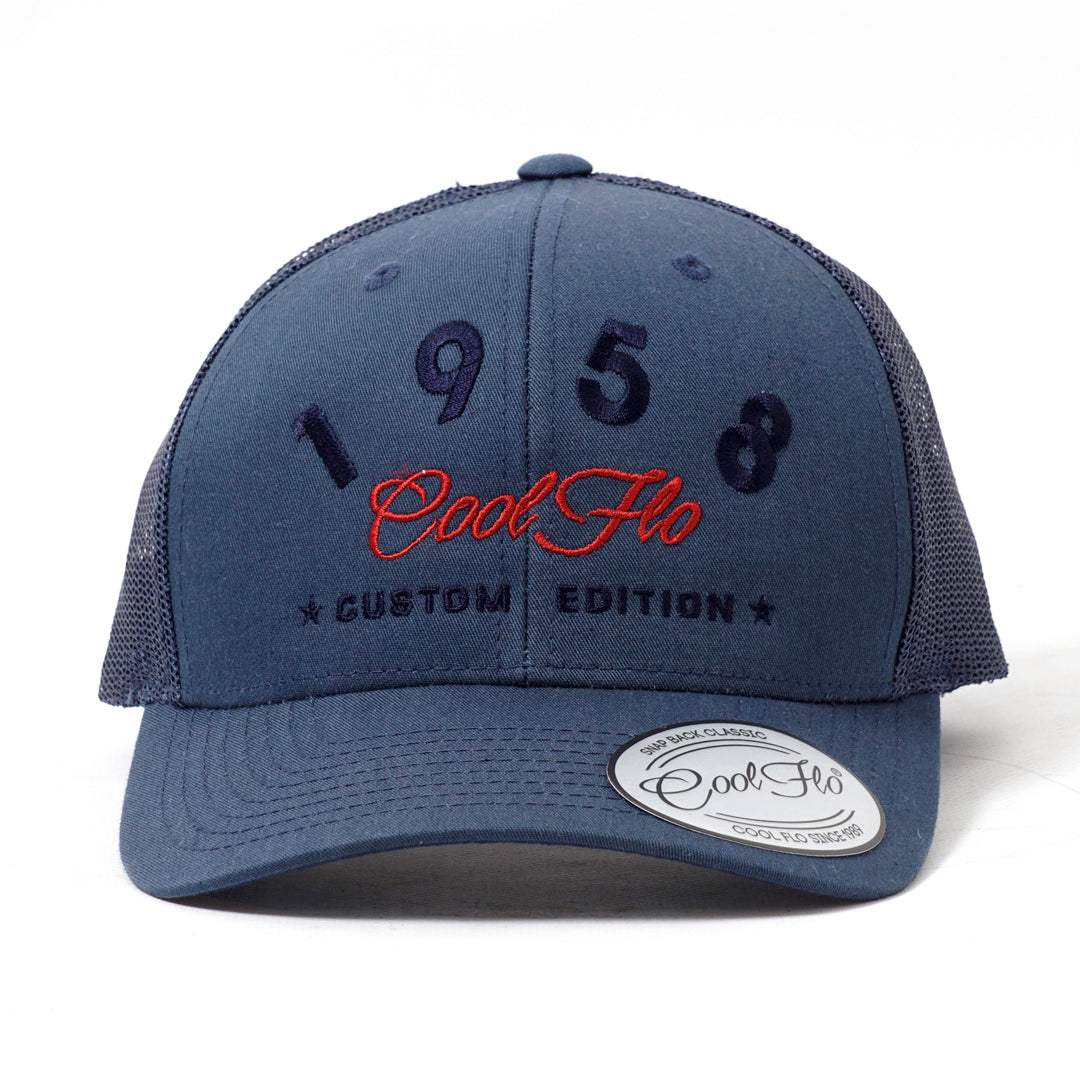 CUSTOM EDITION Year Trucker Cap - Cool Flo