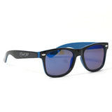 Sunglasses Black and Blue - Cool Flo