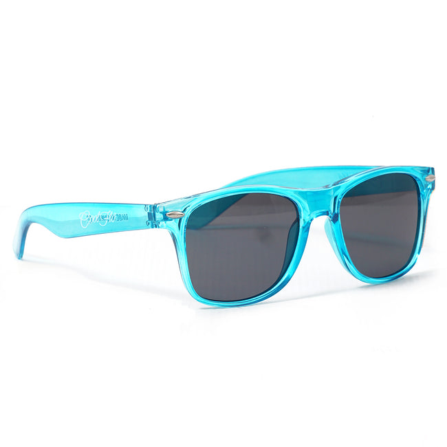 Sunglasses Aqua - Cool Flo (side view)