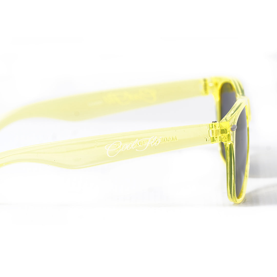 Sunglasses Yellow - Cool Flo