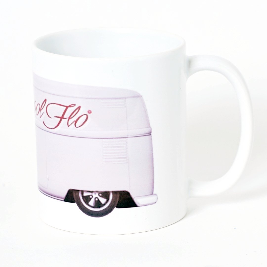 Cool Flo Grey Bus Mug - Cool Flo