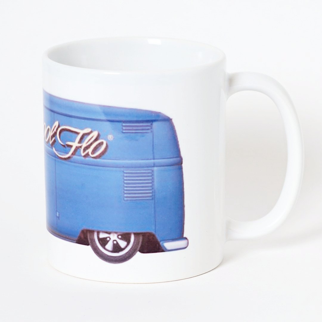 Cool Flo Blue Bus Mug - Cool Flo