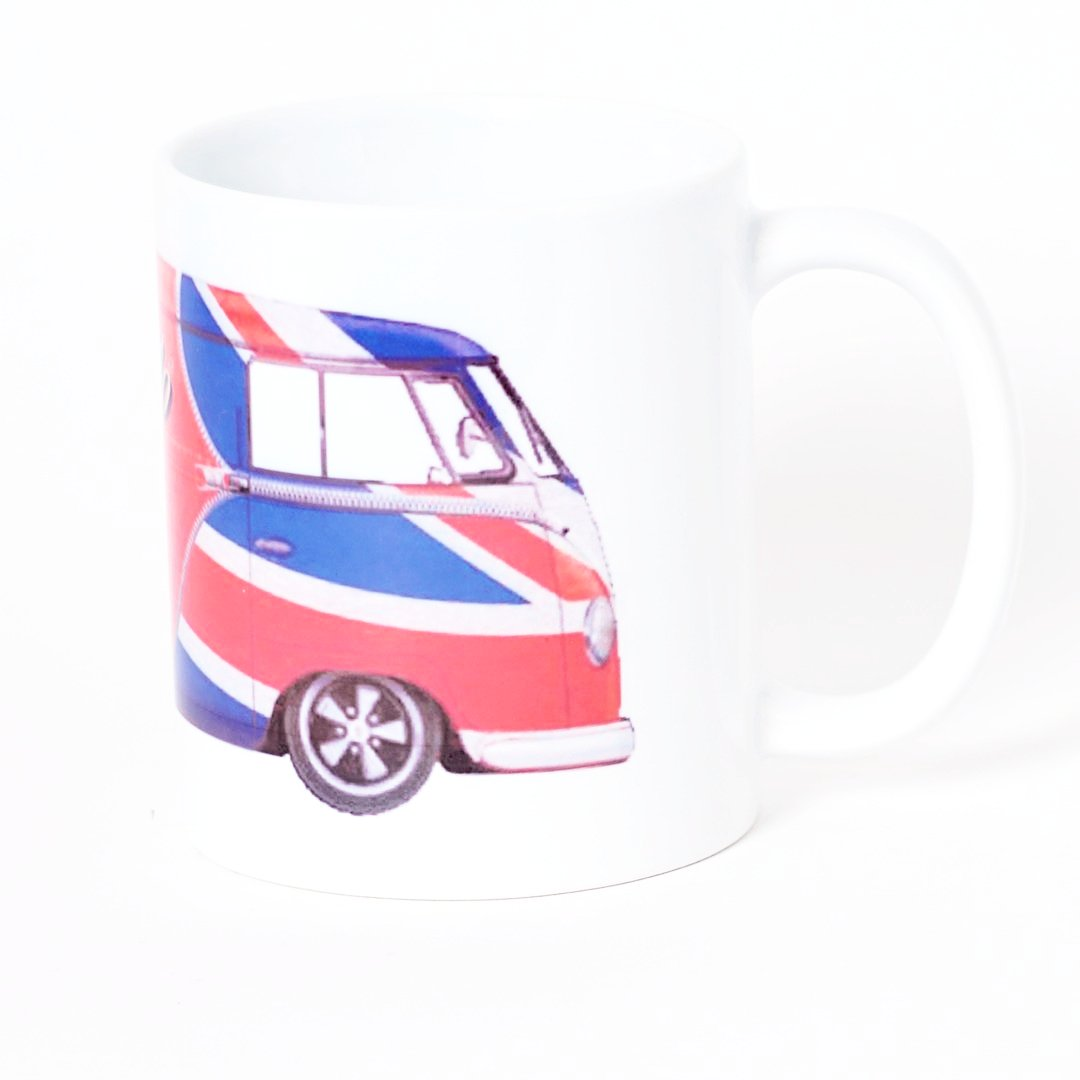 Cool Flo GB Bus Mug - Cool Flo