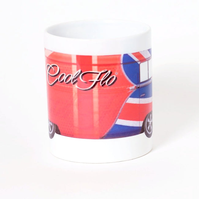 Cool Flo GB Bus Mug