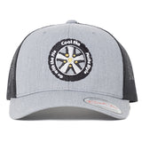 Fuchs Style Two-tone Trucker Cap - Cool Flo