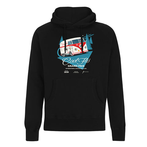 Campout Navy Hoody