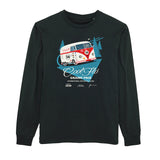 Grand Prix black long-sleeve t-shirt main pic