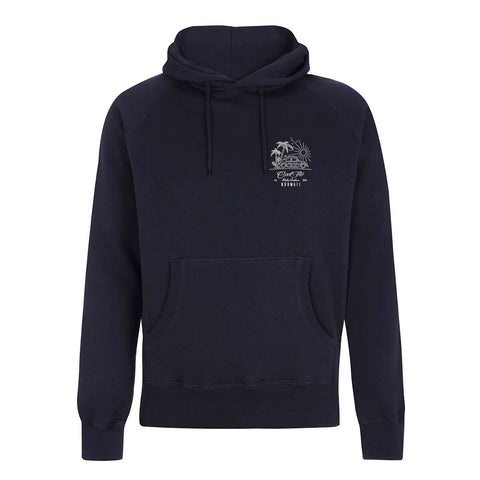 Outlaw Bug Grey Zip Hoody