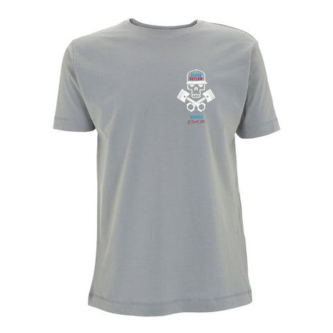 Outlaw Bug Grey T-shirt