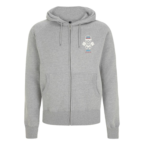 Winter Bug White Hoody