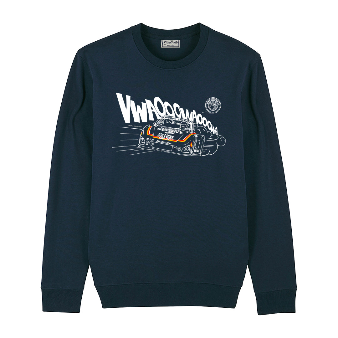 Gas Coffee - French Navy 935 sweatshirt