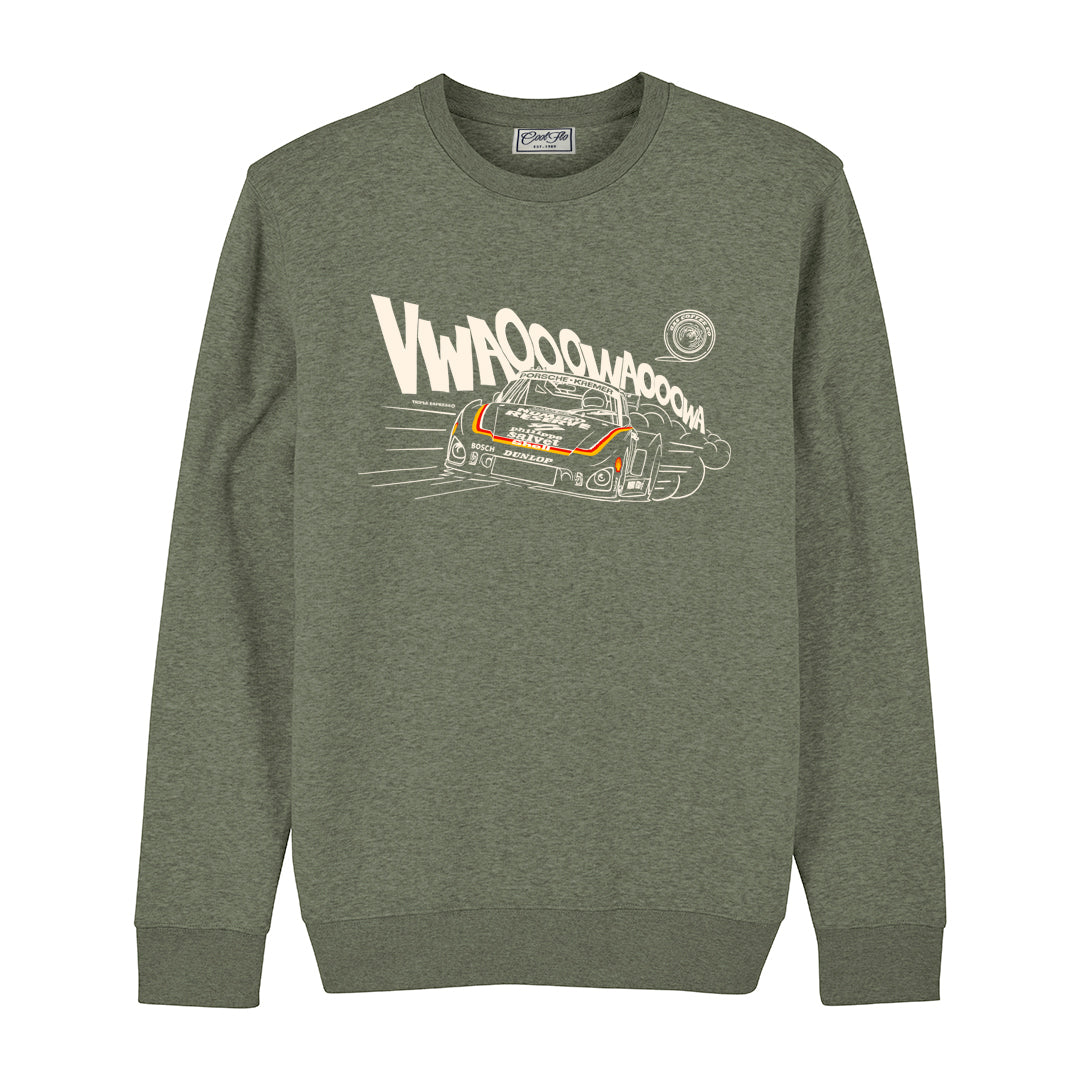 Gas Coffee - Khaki 935 sweatshirt