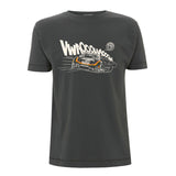Gas Coffee - Charcoal Grey 935 tee