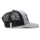 Go With The Flo Two-tone Trucker Cap - Cool Flo